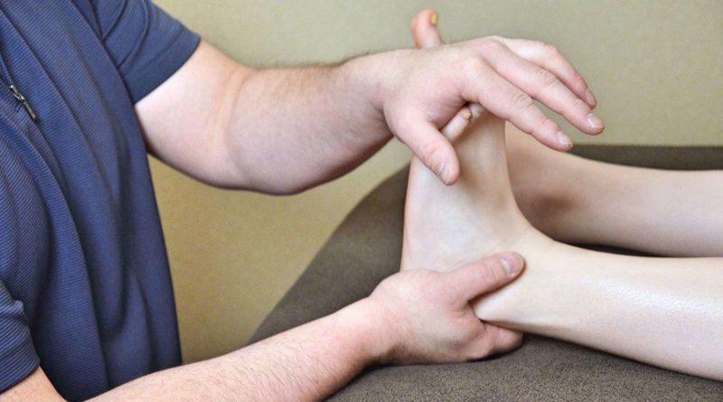 udstrækning af muskel