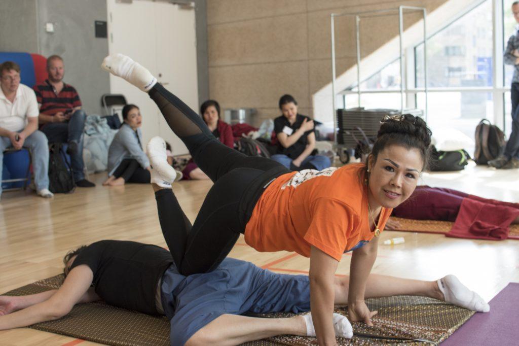 Hvad er Thai yoga massage? - Tengbjerg Massørskole