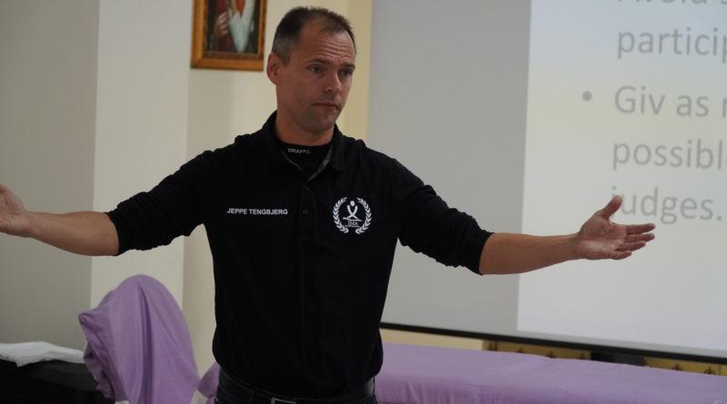 massagelærer